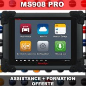 MaxiSys MS908 PRO officielle + sticker produit original