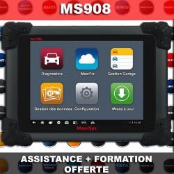 AUTEL MaxiSys MS908 officielle France