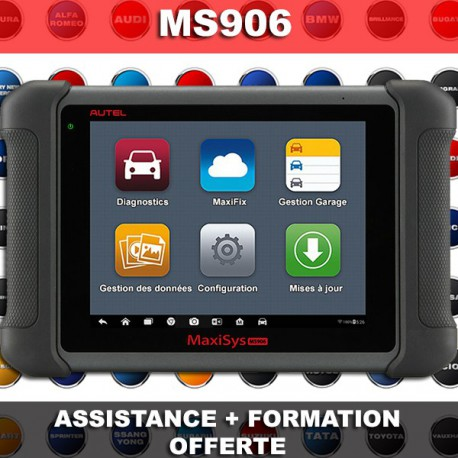 AUTEL MaxiSys MS908 officielle France