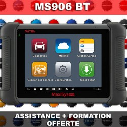 AUTEL MaxiSys MS906 BT officielle France