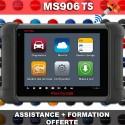 AUTEL MaxiSys MS906 TS - 2 années de Mises à Jour